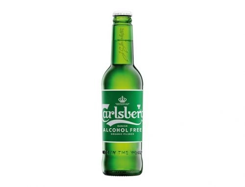 Carlsberg Alcohol Free Organic
