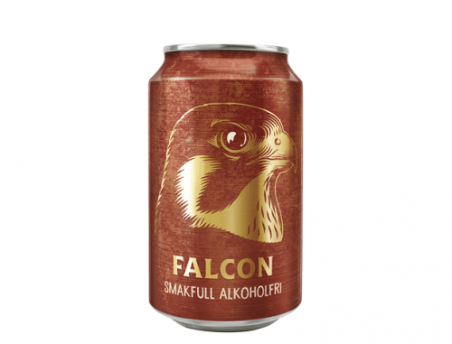 Falcon Smakfull Alkoholfri 0,5% 6X4X33B
