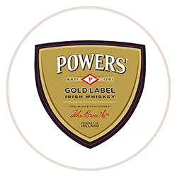 Powers Golden Label Whiskey